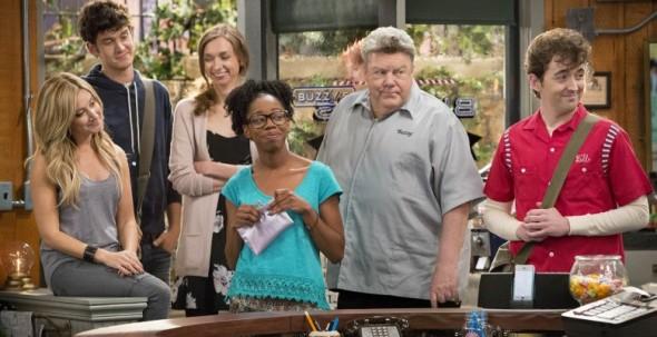 Clipped TV show on TBS: canceled, no season 2