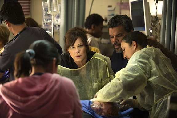 Code Black TV show on CBS: ratings (cancel or renew?))