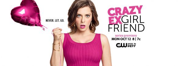 Crazy Ex-Girlfriend TV show on CW