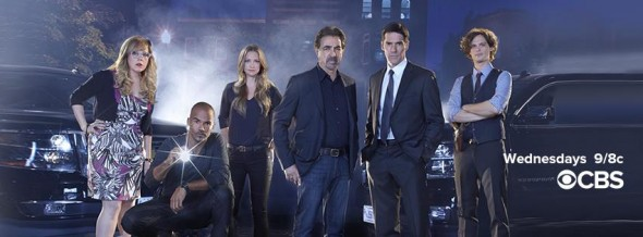 Criminal Minds TV show on CBS: ratings (cancel or renew?)