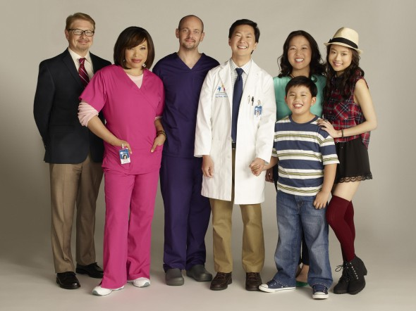 Dr Ken TV show on ABC (canceled or renewed?)