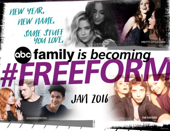 Freeform TV channel (formerly ABC Family)
