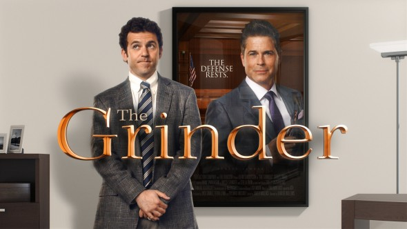 The Grinder TV show on FOX: full season order
