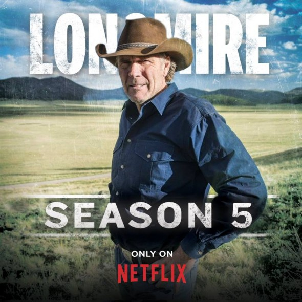 Longmire TV show on Netflix: season 5