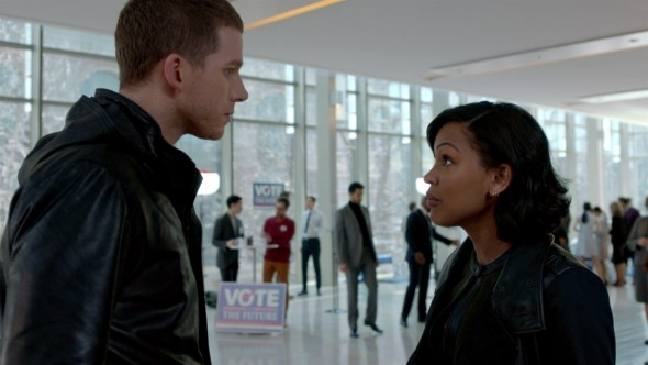 Minority Report TV show on FOX: canceled, no season 2