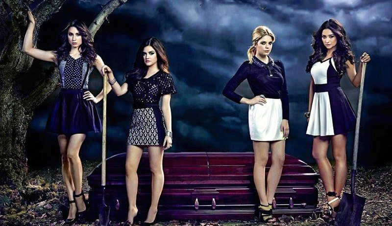 Pretty Little Liars: Watch ABC Family/Freeform Season 6B Trailer - canceled TV shows - TV Series ...