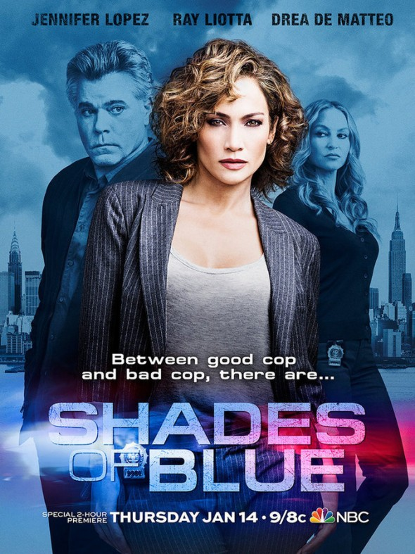 Shades of Blue TV show on NBC (canceled or renewed?)
