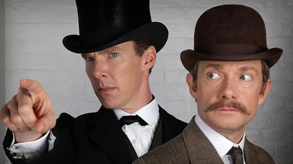 Sherlock: The Abominable Bride, Victorian special episode; Sherlock TV show on PBS and BBC One: season 3 special (canceled or renewed?)