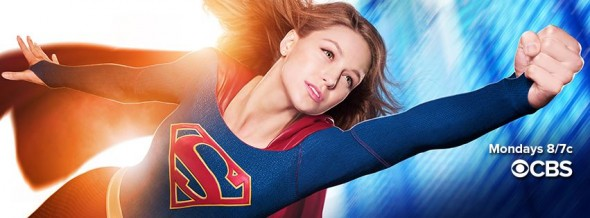 Supergirl TV show on CBS: ratings (cancel or renew?)