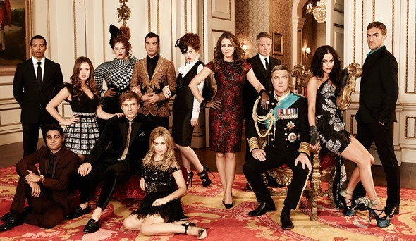 The Royals TV show on E!: season 3 renewal