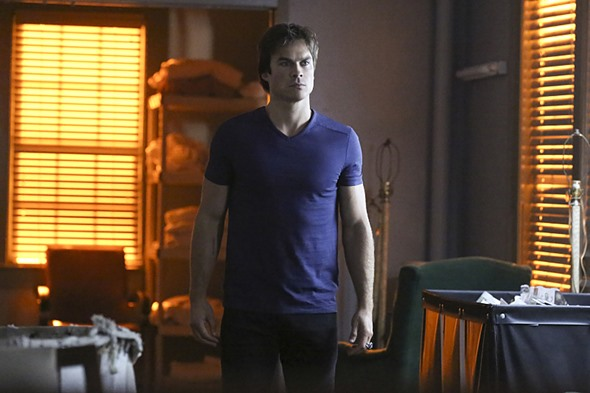 The Vampire Diaries canceled or renewed