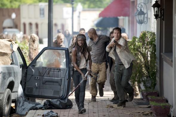 The Walking Dead TV show on AMC: season 7