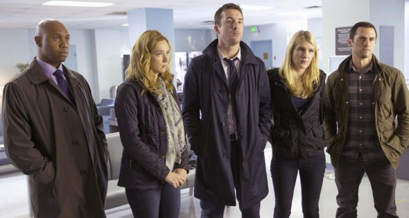 The Whispers TV show canceled by ABC; no season 2