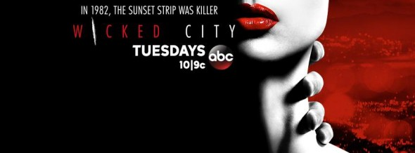 Wicked City TV show on ABC: ratings (cancel or renew?)