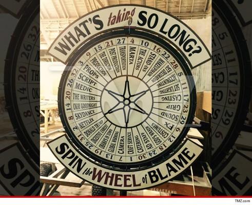 Wheel of Blame