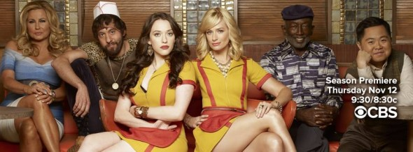 2 Broke Girls TV show on CBS: ratings (cancel or renew?)