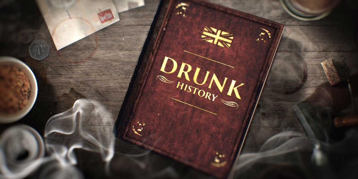 Drunk History - Series   Comedy Central Official Site   CC.com