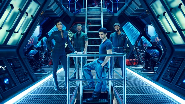 The Expanse TV show on Syfy: season one (canceled or renewed?)