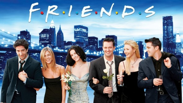 Friends TV show reunion