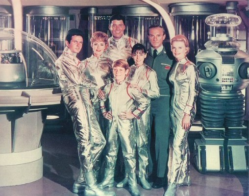 Lost in Space TV show on Netflix: revival of canceled CBS TV show
