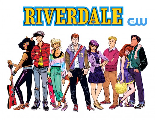 Riverdale TV show on the CW: season one cast