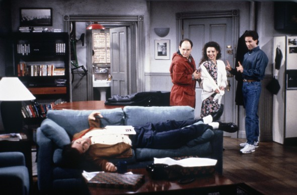 Seinfeld TV show on NBC: canceled, no season 10; all seasons streaming on Hulu