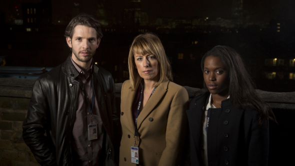 Suspects TV show on UK Channel 5: season four premiere date