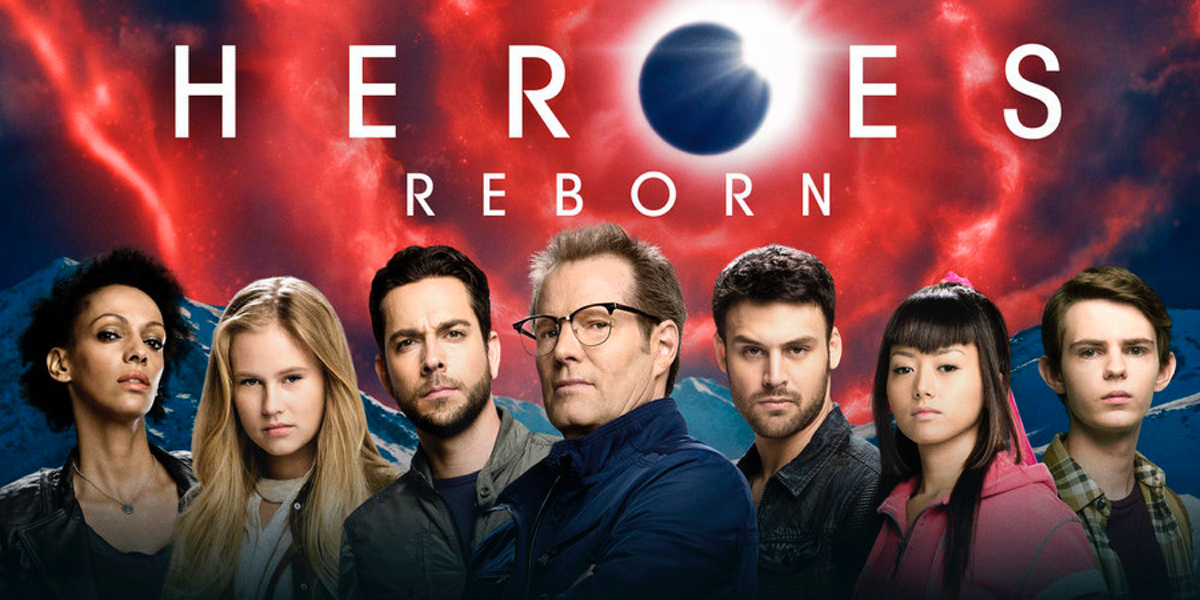 "Heroes Reborn: ""Cancelled"" by NBC; No Season Two ..."