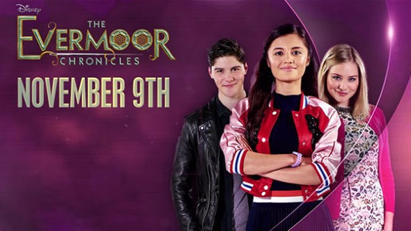 The Evermoor Chronicles TV show on Disney Channel UK: season one premiere