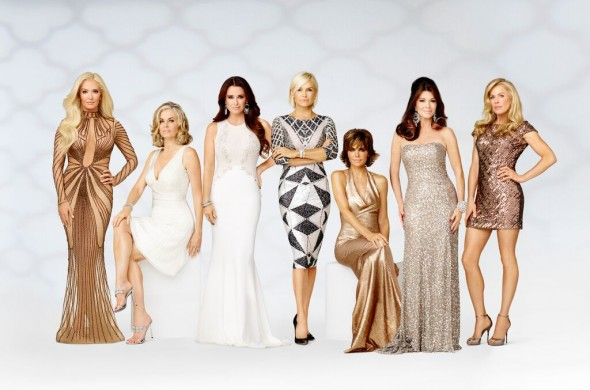 The Real Housewives of Beverly Hills TV show on Bravo season six premiere