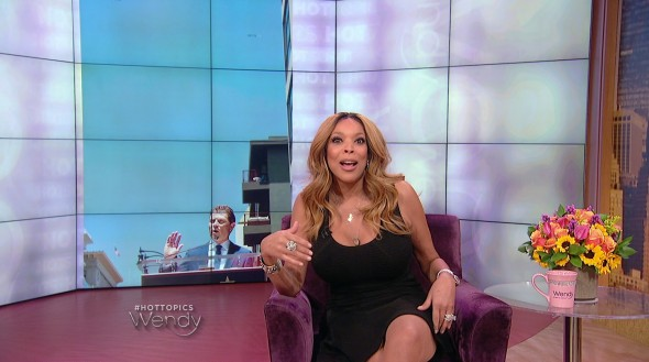 The Wendy Williams Show syndicated TV show: host contract renewed through 2022