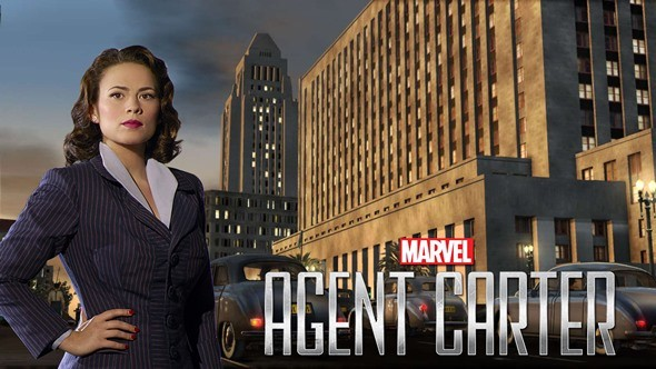 Marvel's Agent Carter TV show on ABC: season 2 renewal