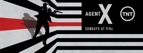 Agent X TV show on TNT: ratings (cancel or renew?)