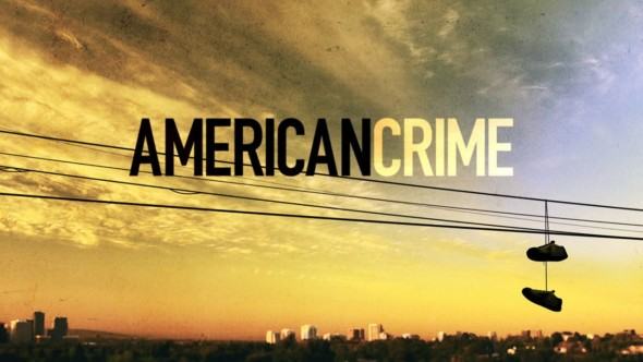 American Crime TV show on ABC