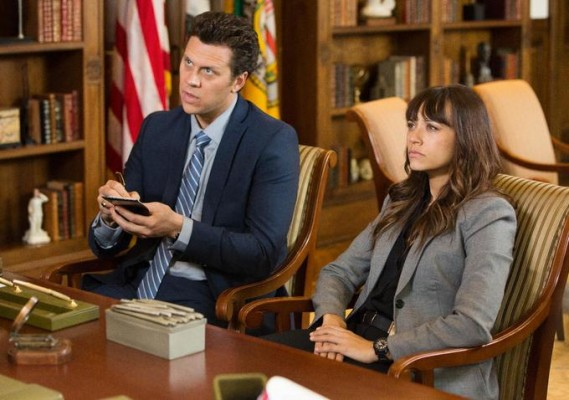Angie Tribeca TV show on TBS: season 2