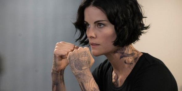 Blindspot TV show on NBC: cancellation plan