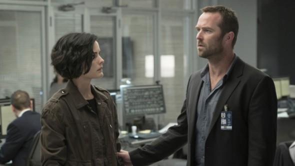 Blindspot TV show on NBC: season 2