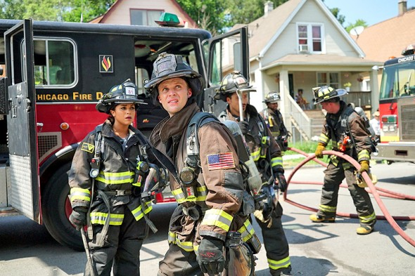 Chicago Fire TV show on NBC: season 5