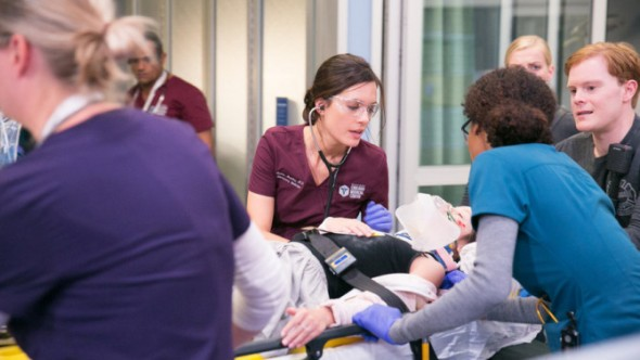 Chicago Med TV show on NBC: ratings (cancel or renew?)