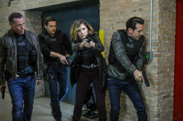 Chicago PD TV show on NBC: season 4