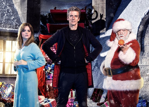 Doctor Who: Christmas Special to be Shown in US Theaters ...