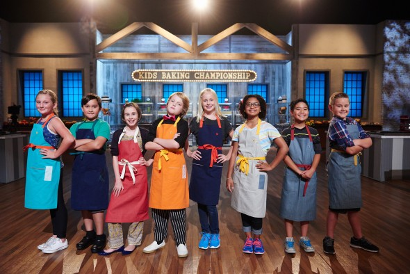 Kids Baking Championship: Season Six
