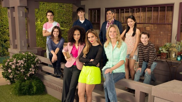 The Fosters TV show on ABC Family (Freeform)