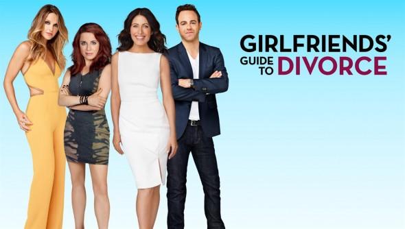 Girlfriends' Guid to Divorce
