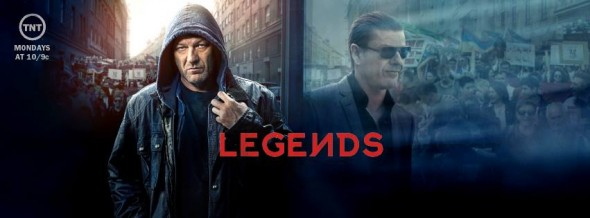 Legends TV show on TNT: ratings (cancel or renew?)