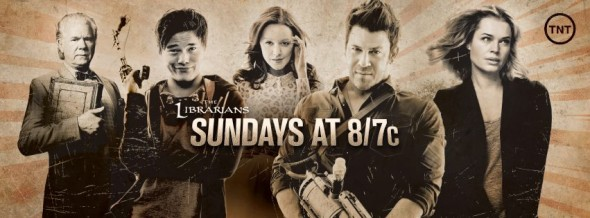 The Librarians TV show on TNT: ratings (cancel or renew?)