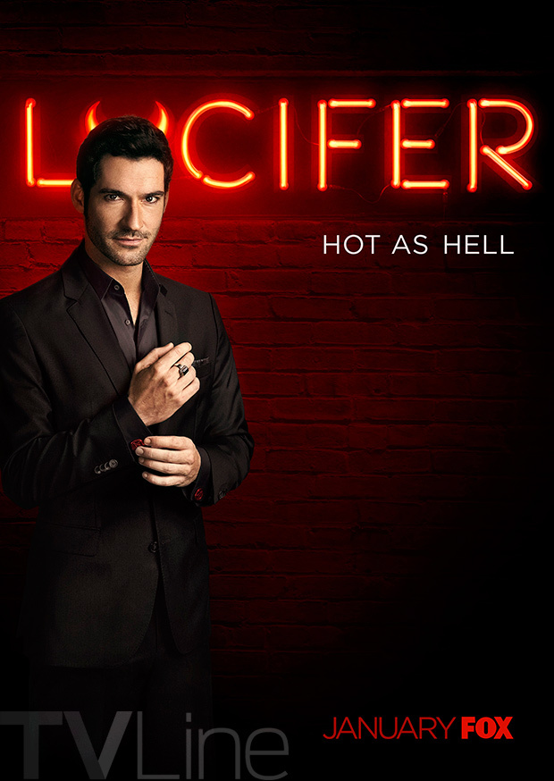 Lucifer: FOX Releases ...