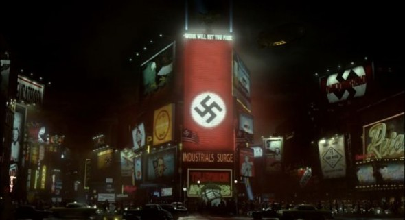 The Man in the High Castle TV show on Amazon: season 2