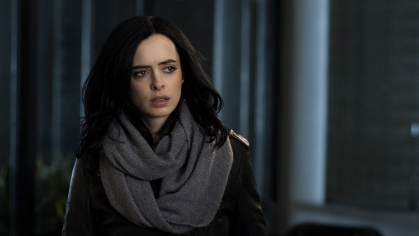 Marvel's Jessica Jones TV show on Netflix (canceled or renewed?)