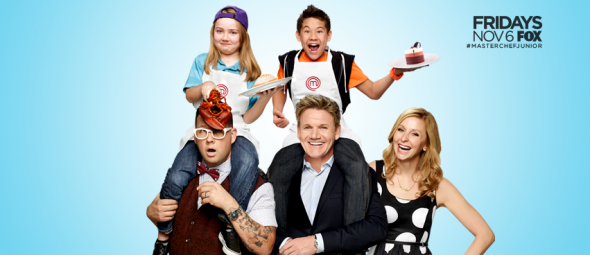 MasterChef Junior TV show on FOX: ratings (cancel or renew?)